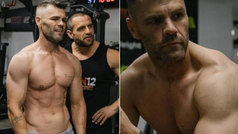 Así se machacó Fonsi Nieto durante 12 semanas para lucir una musculatura colosal
