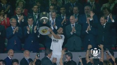 Copa del Rey (final): Resumen y goles del Barcelona 1-2 Valencia ( bueno)