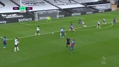 Premier League (J6): Resumen y goles del Fulham 1-2 Crystal Palace