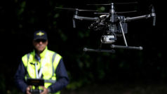 Los drones de la DGT empiezan a multar el 1 de agosto