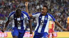 Champions League (J2): Resumen y gol del Oporto 1-0 Galatasaray