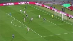 Gol de Eriksen (0-4) en el Estrella Roja 0-4 Tottenham