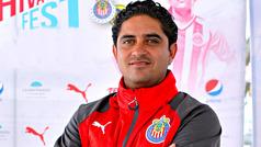 """Luis Camacho: """"El objetivo que tengo es dejar legado en este equipo"""""""