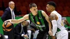 Liga ACB: Resumen Betis 57-78 Joventut