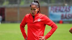 """Liliana Rodríguez: """"Tengo grandes expectativas del equipo y vamos por la final"""""""