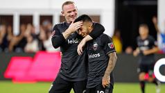 Wayne Rooney se viste de héroe y guía al DC United a la victoria en el último minuto