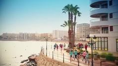 El Santa Eulària Ibiza Marathon activa una campaña para potenciar el turismo deportivo en la isla