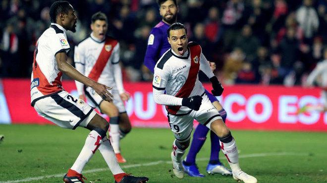 LaLiga (J19)  Resumen y goles del Rayo Vallecano 3-2 Celta 19e6dd03f3823