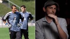 """La competencia de Casillas con César: """"Yo lo estaba viendo y eso me picaba en mi orgullo"""""""
