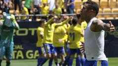 LaLiga (J35): Resumen y goles del Cádiz 2-1 Numancia