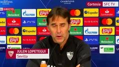 "Lopetegui: ""Valoraremos en las próximas horas si Koundé será titular o no"""