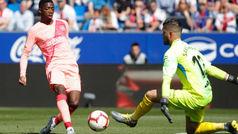 LaLiga (J32): Resumen del Huesca 0-0 Barcelona