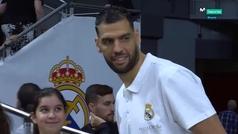 El Real Madrid ya presume de fichaje y de centímetros