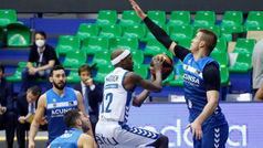 Liga ACB: Resumen Gipuzkoa 77-90 Burgos