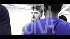 Luka Doncic ya suda para ser el mejor de los Mavericks