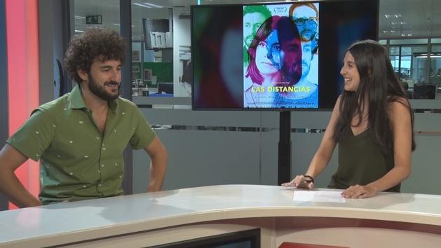 Miki Esparbé presenta 'Las distancias' en Ellas dan el golpe