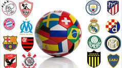 ¿Cuál es el mejor equipo de cada país? Sólo puede quedar uno