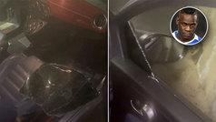 Balotelli a los que le destrozaron el coche: ?Bastardos, rezad para que no os encuentre?