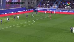 Gol de Mata (0-1) en el Eibar 2-2 Getafe