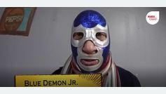 Lucha Sin Límite: Año de reflexión para Blue  Demon Jr.