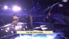 Holanda, ganador de Eurovisión 2019 con 'Arcade'