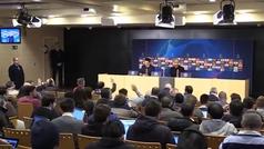 """Guardiola: """"Si hay un equipo que puede dar la vuelta a cualquier cosa es el Real Madrid"""""""