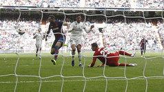 LaLiga (J9): Resumen y goles del Real Madrid 1-2 Levante