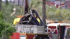 MX Así quedó el coche de José Antonio Reyes tras el accidente que le costó la vida