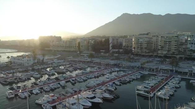 El Marbella C.F. presenta su nuevo himno