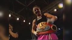 María Jesús Rosa se proclama campeona del mundo del peso minimosca