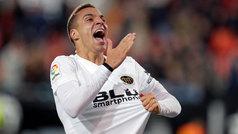 Copa del Rey (cuartos, vuelta): Resumen y goles del Valencia 3-1 Getafe