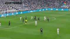 Gol de Oro: Benzema (3-1) en el Real Madrid 4-1 Leganés