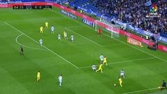 Gol de Gerard Moreno (0-1) en el Real Sociedad 0-1 Villarreal