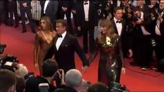 Stallone promociona en Cannes la nueva entrega de 'Rambo'