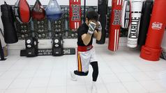 Aprende Boxeo en MARCA: Uppercut o hook posterior al tronco
