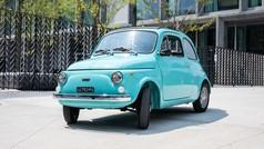 Pirelli 'resucita' los neumáticos del Fiat 500 de los años 50