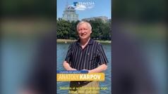 El reto de Anatoly Karpov, y Abel Caballero