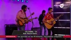 Los Claxons interpretan: 'Cuarto de Hotel'