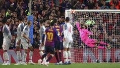 Gol de Messi (3-0) en el Barcelona 3-0 Liverpool