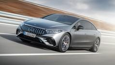 Mercedes-AMG EQS 53: di 'hola' al primer AMG eléctrico