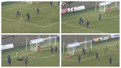 Juega en Ghana y con 15años marca un gol mezcla de Messi, Maradona, Pelé y Butragueño