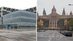 Barcelona como nunca se ha visto: así está la Ciudad Condal en el confinamiento