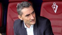 """Valverde: """"¿La MSG? Al final los grandes jugadores siempre se encuentran"""""""