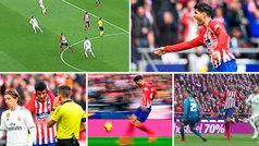 Morata marcó un golazo de vaselina, lo celebró... y se lo anularon por fuera de juego