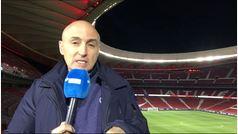 """El análisis de Maldini: """"El Atlético ha vapuleado a la Real en la primera media hora"""""""