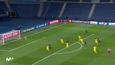 Gol de Bernat (2-0) en el PSG 2-0 Dortmund