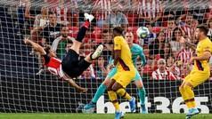 MX: LaLiga (J38): Resumen y goles del Athletic Club 1-0 Barcelona