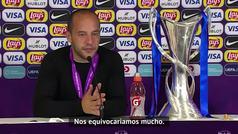 """Lluís Cortés: """"¿El siguiente paso? Seguir dominando el fútbol europeo"""""""