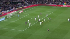 Gol de Oro: Gol de Messi (2-2) en el Barcelona 2-2 Valencia