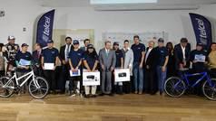 'Corriendo por la Educación' entrega apoyos previo a la NASCAR Peak México Series